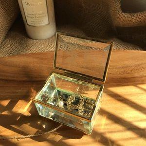 Vintage Jewelry Box 🍂